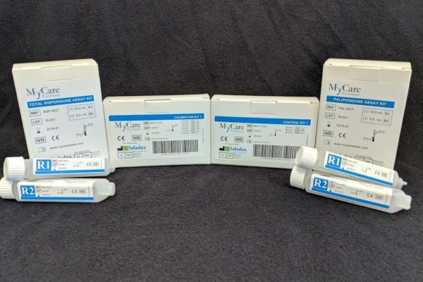 MyCare™ Psychiatry Paliperidone and Total Risperidone Test Kits